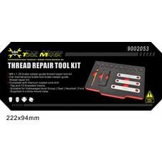 TM Remzuiger schroefdraad reparatie set