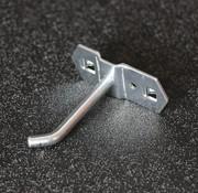 TM Tool hook tilted, Just 7.5 cm