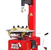Big Red Reifen zerlegen Maschine