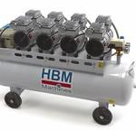 Low Noise Compressors