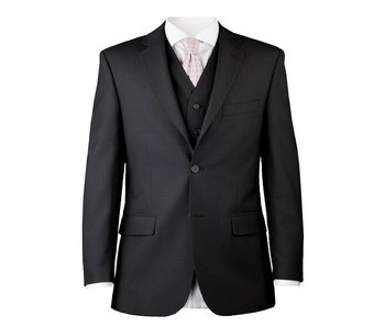 Suit for Work 3-delig Black