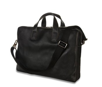 Profuomo Business bag zwart