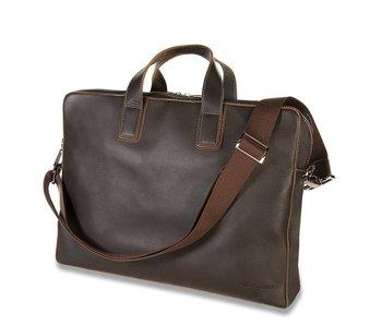 Profuomo Business bag bruin