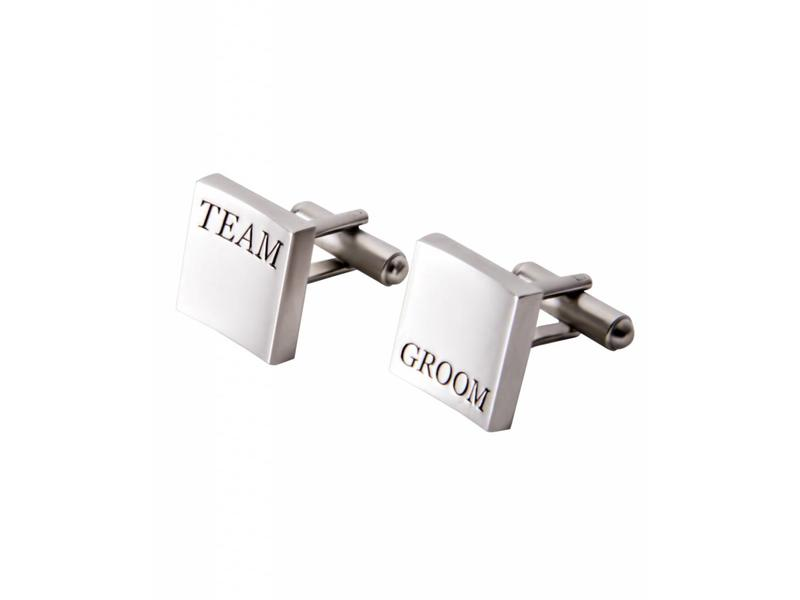 Profuomo Team Groom cufflinks
