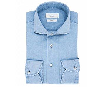 Profuomo Shirt Classic light indigo