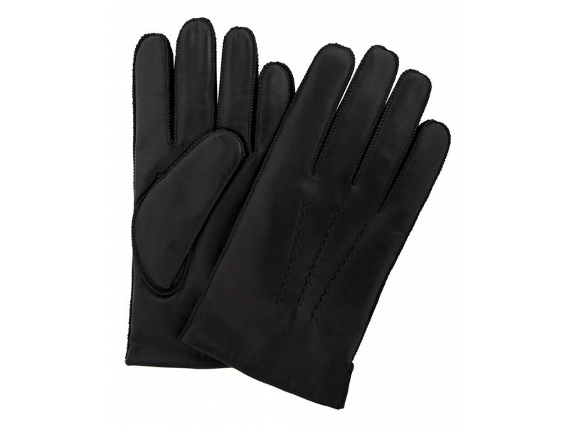 Profuomo Glove Black nappa leather