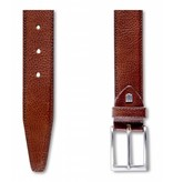 Profuomo Belt Calf Leather Brown