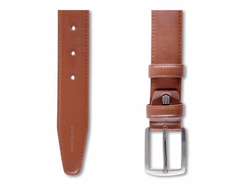 Profuomo Belt Leather Cognac