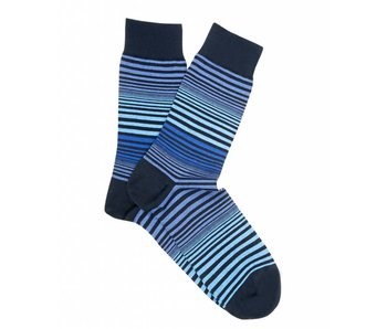 Profuomo Royal rib mercerized cotton socks