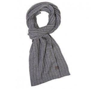 Profuomo Scarf Rust Check In Box