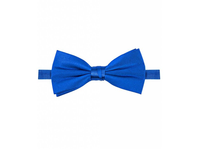 Michaelis Bowtie royal solid silk.