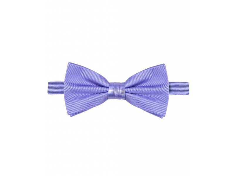 Michaelis Bowtie lilac solid silk.