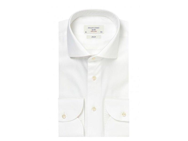 Profuomo Het ultieme strijkvrije overhemd