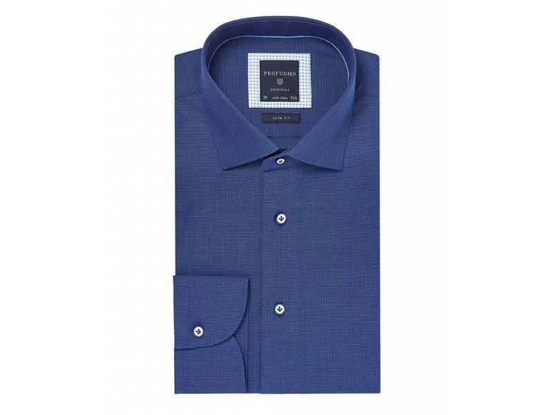 Profuomo Royal panama oxford shirt