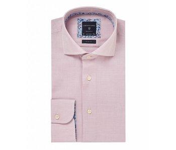 Profuomo Rood oxford shirt