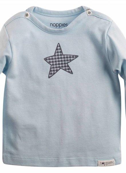 Noppies newborn Noppies Newborn trui licht blauw