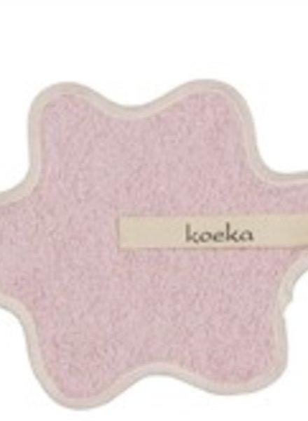 Koeka koeka speendoekje Rome roze
