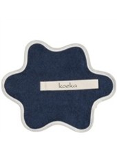 Koeka koeka speendoekje Rome donker blauw