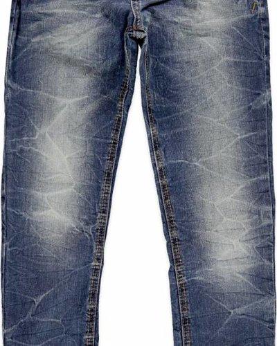blue rebel Blue Rebel jeans sandblast wash