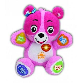 Vtech Interactieve roze knuffelbeer
