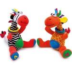 Pluche Giraf ( 2 stuks )