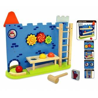 I'm Toy Rollerbaan kasteel avontuur