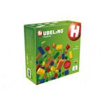 Hubelino Hubelino 102-delige set met gekleurde bouwstenen