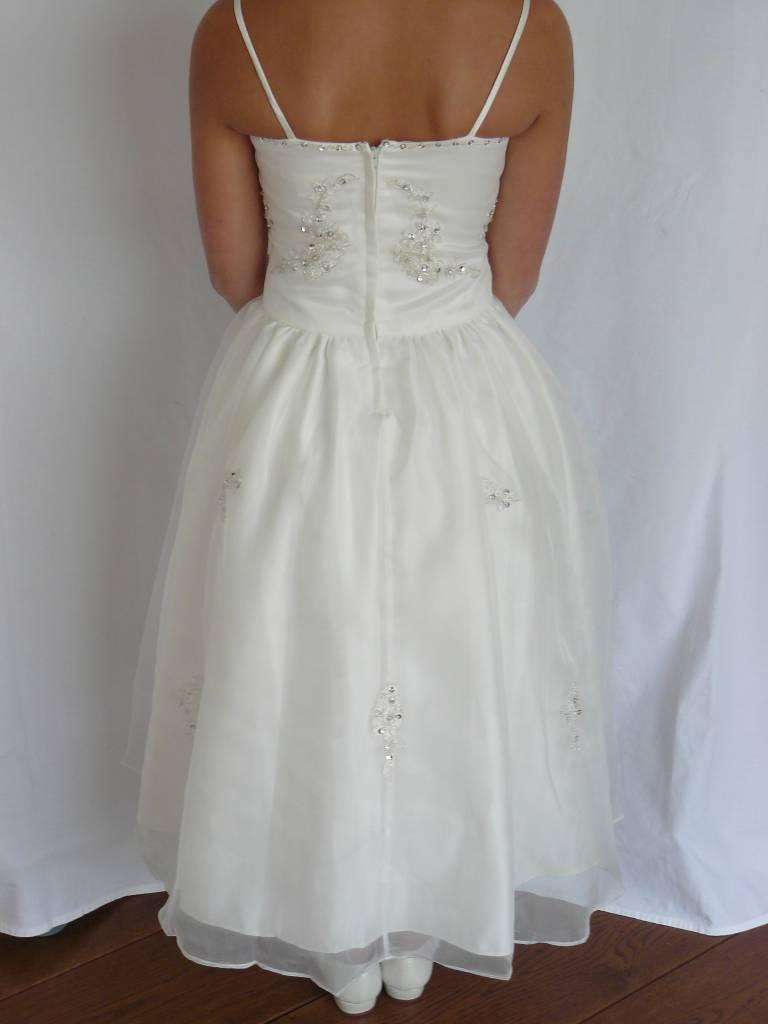 Bruidsmeisjes jurk Julliëtte ivoor