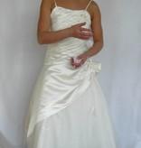 Bruidsmeisjes jurkl Kate ivoor