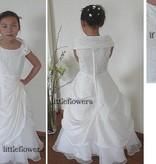 Bruidsmeisjes jurk Aileen ivoor