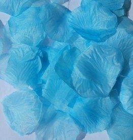 strooiblaadjes licht blauw