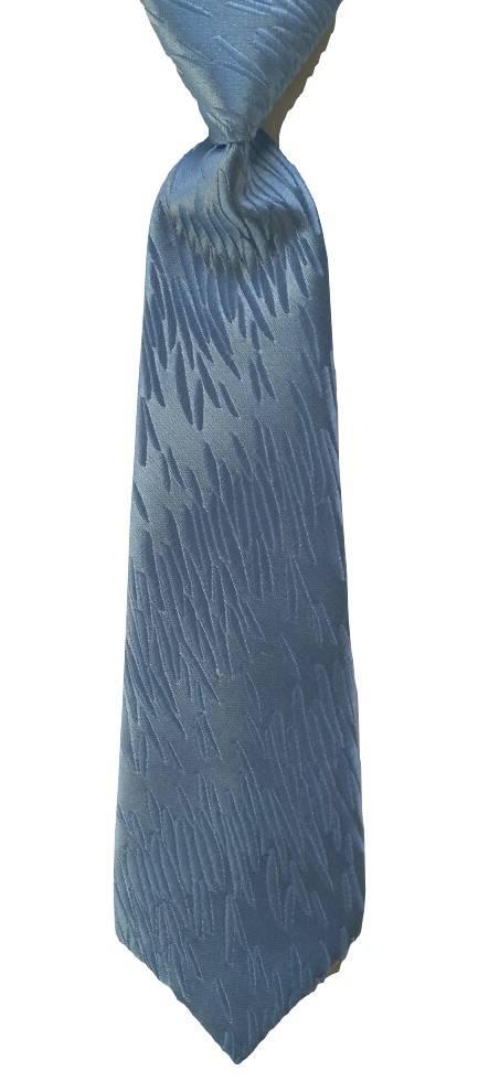 Baby stropdas lichtblauw 3