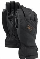 Burton Gore Leather Glove Black