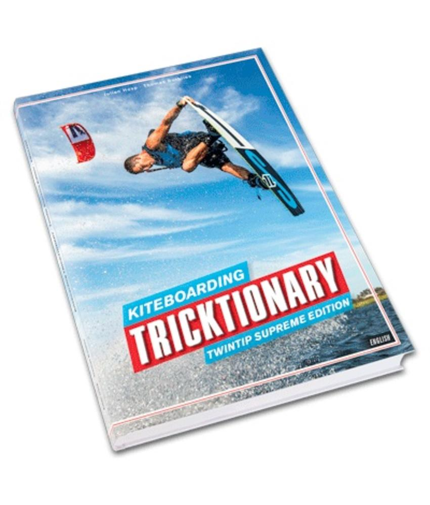 Tricktionary Tricktionary Kiteboarding