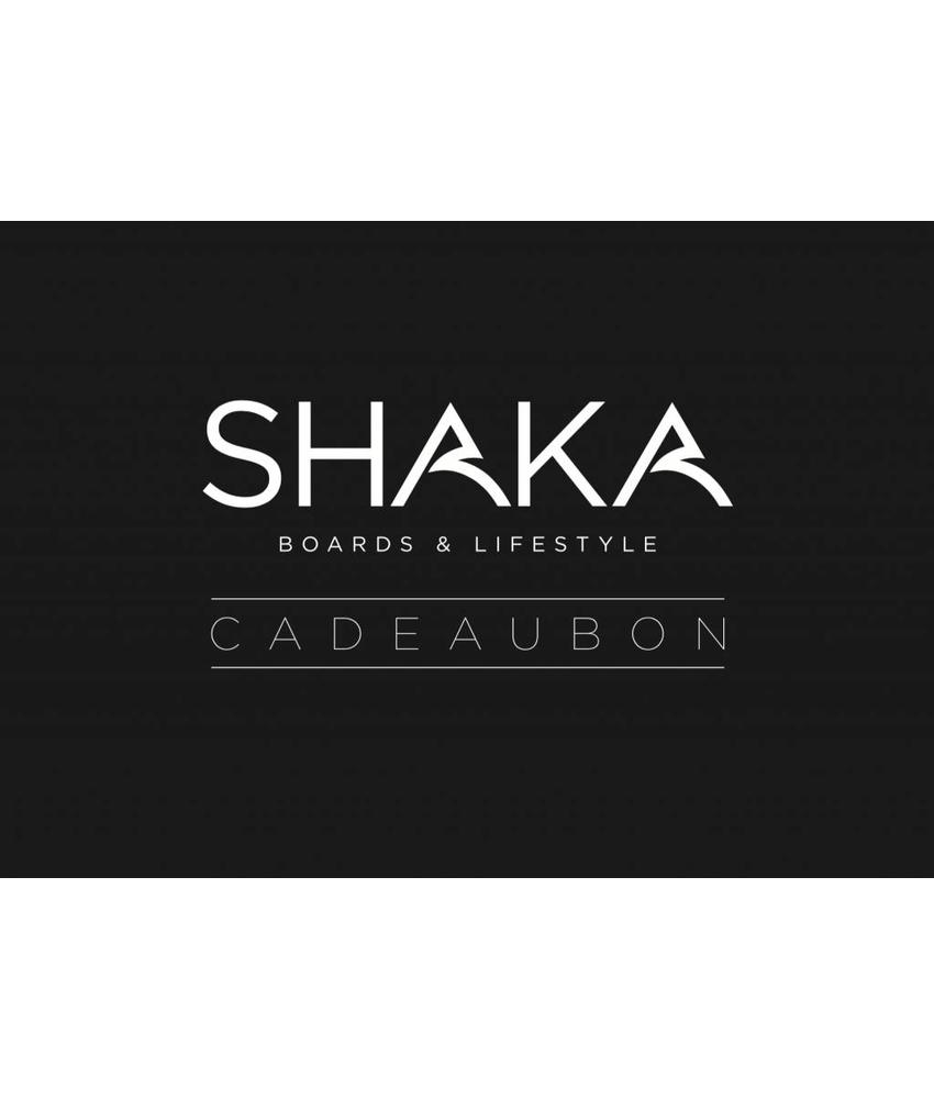 SHAKA Cadeaubon