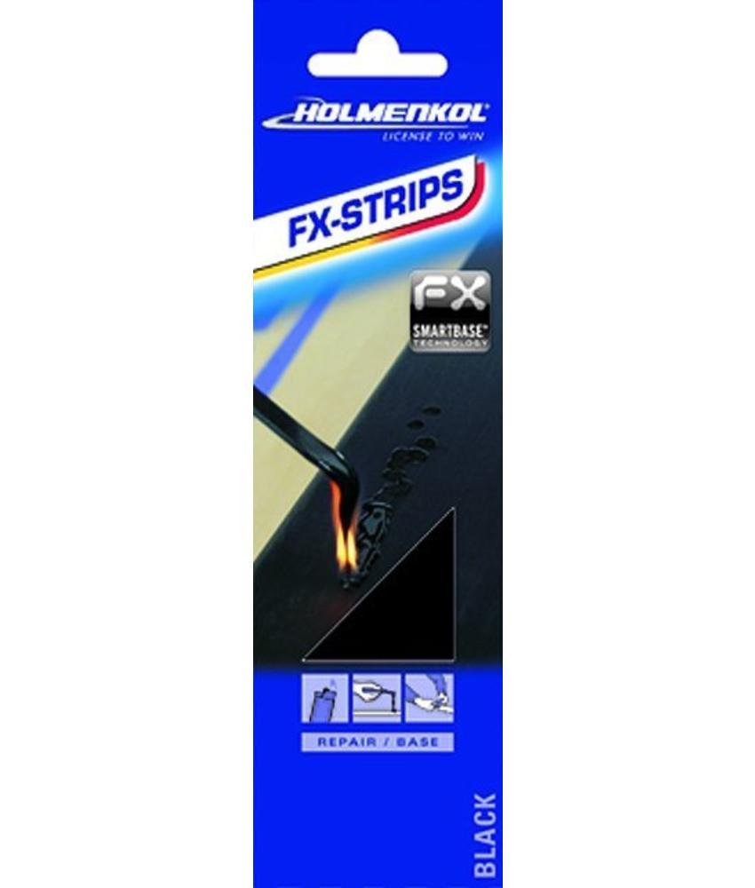 Holmenkol Fx Strips Black 5