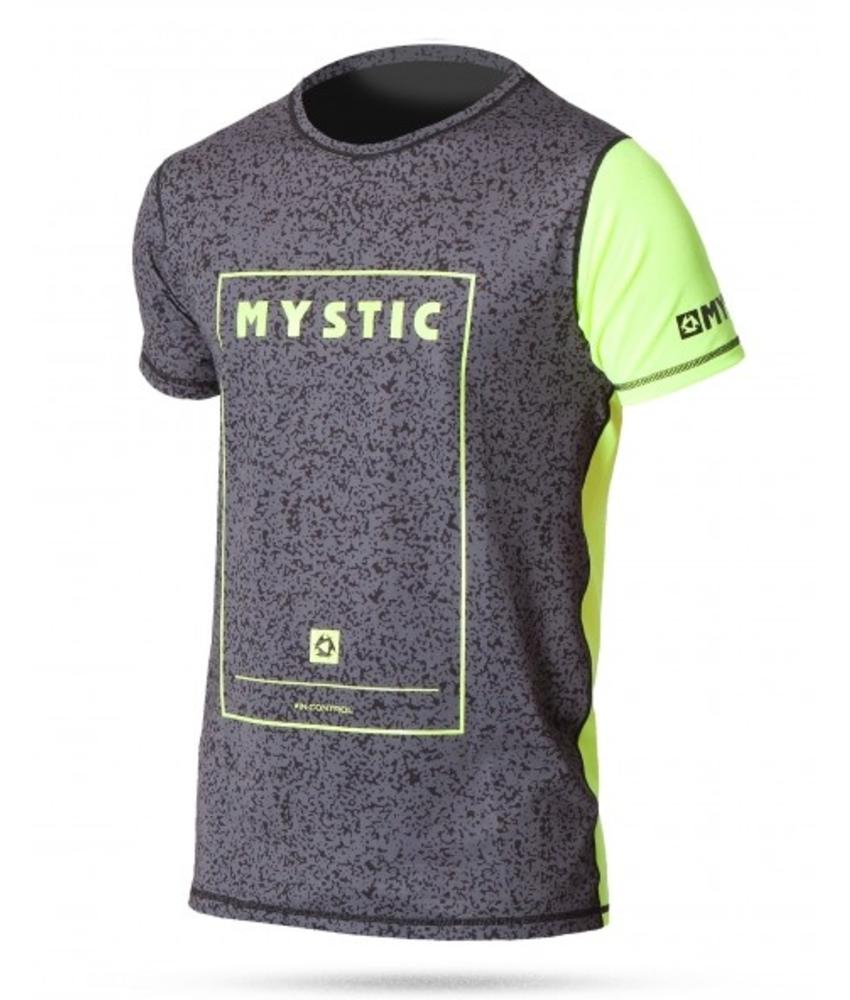 Mystic Block Quick Dry SS Yellow