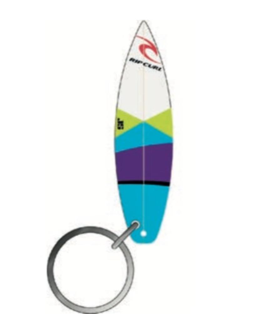 Rip Curl Surfboard Keyrings Blue