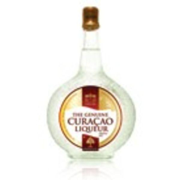 Curacao Liqueur White 750ml
