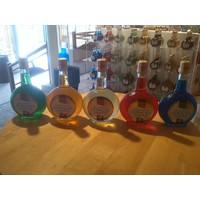 Curacao Liqueur Giftset 5 colours
