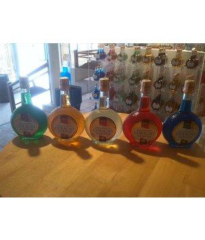Curacao Liqueur giftset 5 kleuren x 50ml