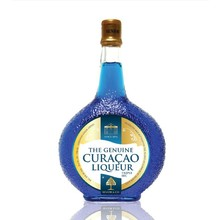 Curacao Liqueur Blue 375ml