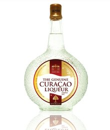 Curacao Liqueur White 50ml