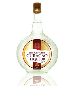 Curacao Liqueur White 375ml