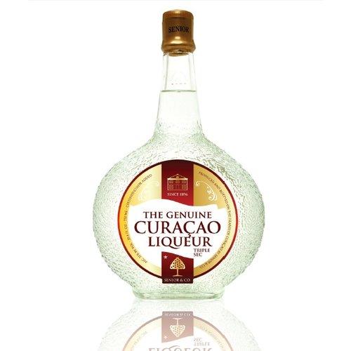 Curacao Liqueur Curacao Liqueur White 375ml