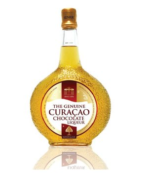 Curacao Liqueur Rum Raisin 750ml