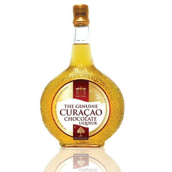 Curacao Liqueur Rum Raisin 750ml