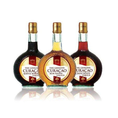 Curacao Liqueur Curacao Liqueur Giftset Special 3 x 50ml