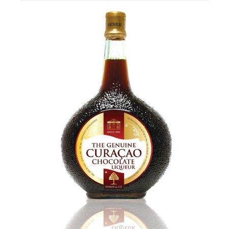 Curacao Liqueur Curacao Liqueur Choco 375ml