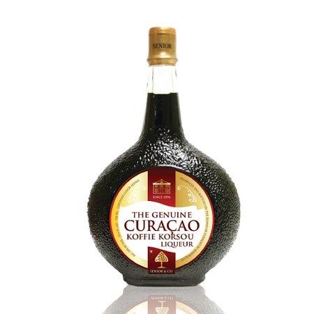 Curacao Liqueur Curacao Liqueur Coffee 375ml